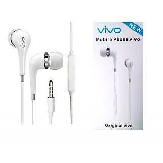 03637c9cec7 Buy Vivo Original Earphones online with Mic at the lowest price ...
