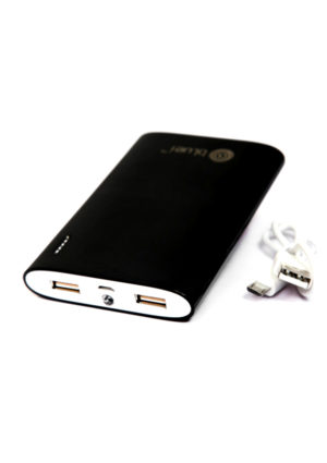 Bluei Ultra Slim High Quality 6600 mAh Power Bank-EB-05