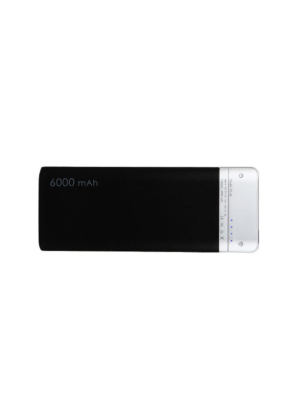 Bluei TS-06 Li-Polymer 6000 mAh Power Bank
