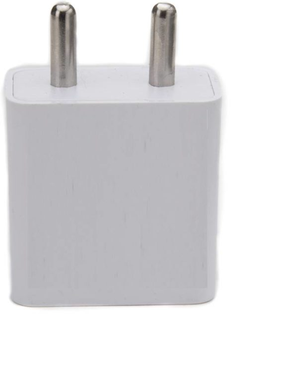 Bigg Eyes TA-01(BIS Approved ) Mobile Charger-White